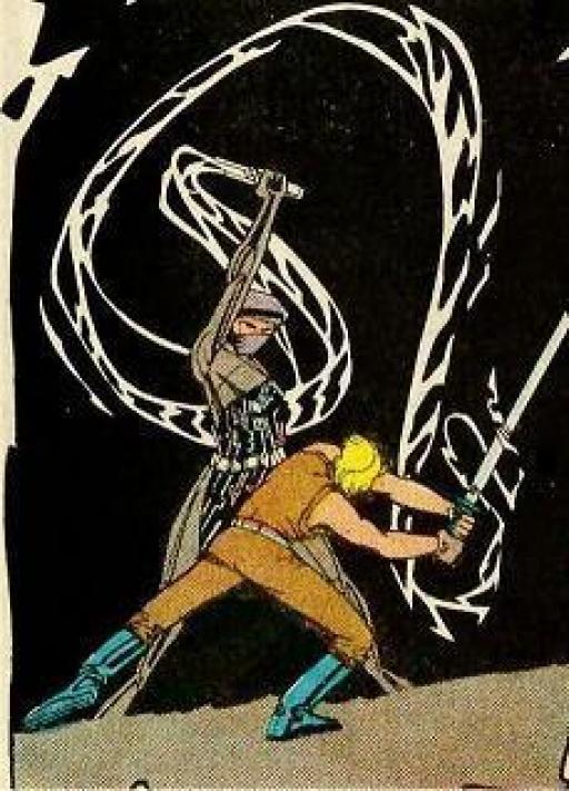 Luke affronte Lumiya pour la première fois sur Kinooine