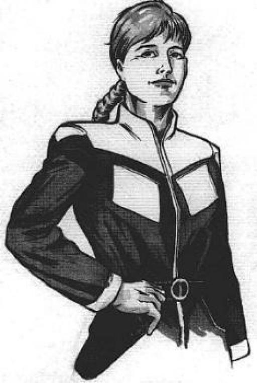 Mara, à l'époque de l'Insurrection Corellienne