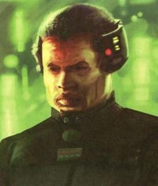Le Général Oron Jaeger.