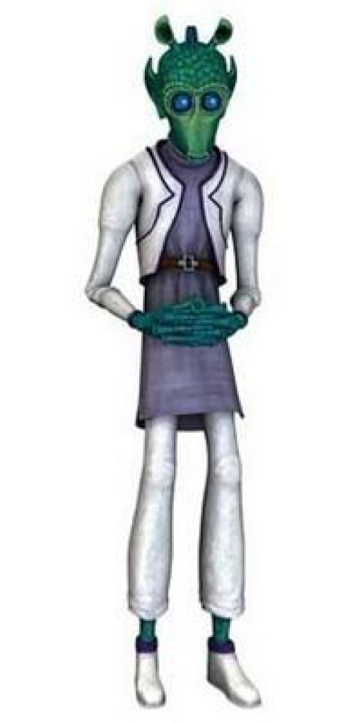 Silood, assistant de Onaconda Farr.