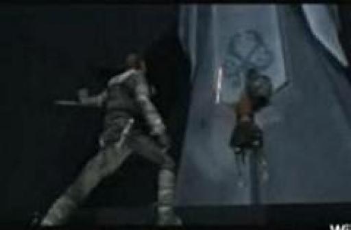 Duel entre Starkiller et Darth Desolous