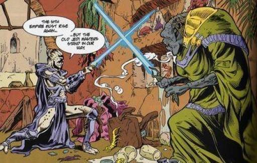 Zona Luka, possédée, affronte son ancien maître