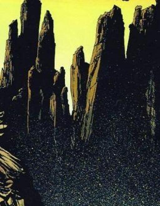 Canyons de la Méditation
