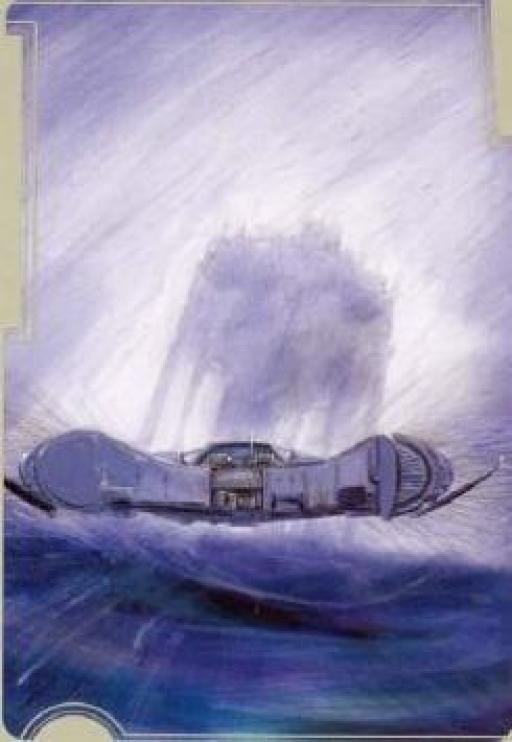 La Grande Mer et les plates-formes d'exploitation