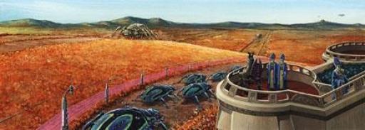 Une ferme à champignons