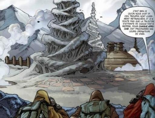 Trois Jedi cachés découvrent le cadre stupéfiant de l'usine séparatiste
