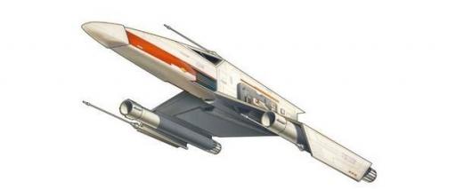 Un E-Wing.