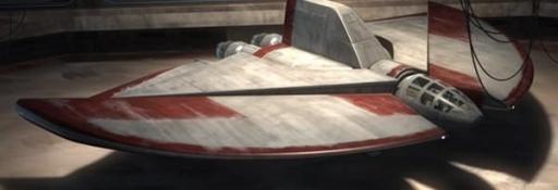 Une Navette T-6.