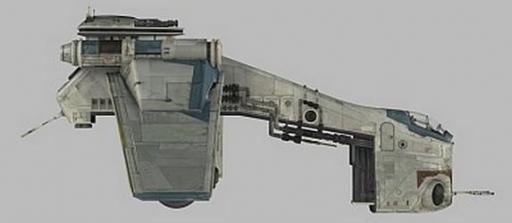 Un Transport d'Assaut Offensif Basse Altitude/cargo.