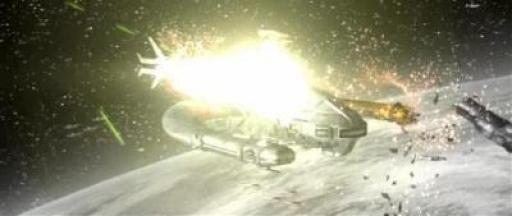 Le Visionary est détruit en orbite de Nar Shaddaa