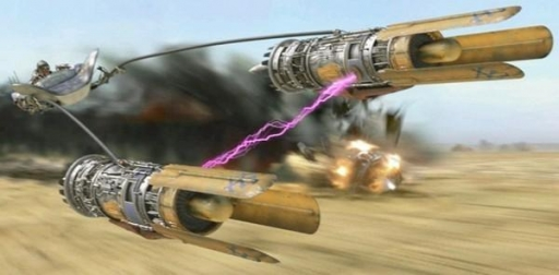 Le Podracer d'Anakin Skywalker