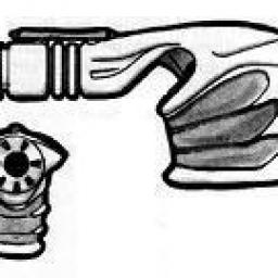 Blaster de Poche modèle B22