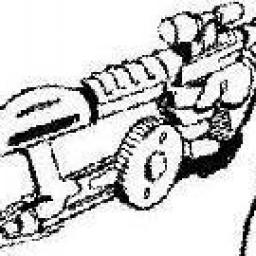 Blaster Lance-Grappin