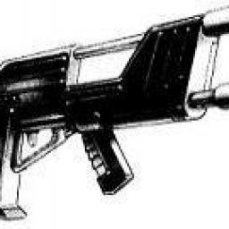 Carabine Blaster Bi-polar BMC-150