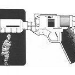 Pistolet anti-émeute Tangle 7