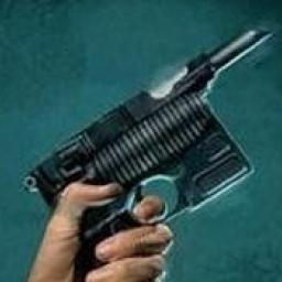 Pistolet Blaster Lourd Power 5