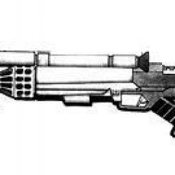 Pistolet Blaster Lourd SoroSuub Renegade
