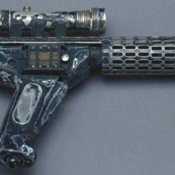 Pistolet Blaster modèle 434
