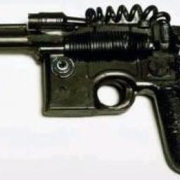 Pistolet Blaster modèle 44