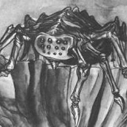 Araignée à Photons