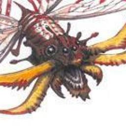 Scarabée-Piranha