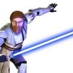 Illustration de Haut Général Jedi
