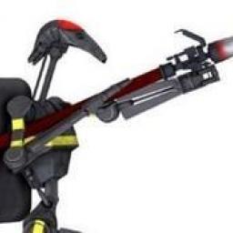 Droïde de Combat Pompier