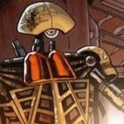 Droïde Pilote FEG