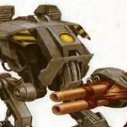 Droïde porteur à pinces IW-37