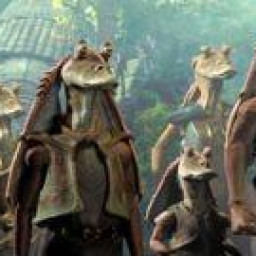 Illustration de Gungan
