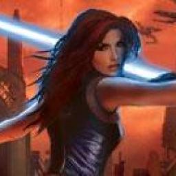 Affrontement entre Jacen Solo et Mara Jade Skywalker