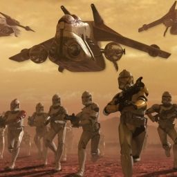 Illustration de Bataille de Geonosis