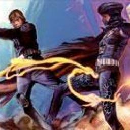 Dernier duel entre Lumiya et Luke Skywalker