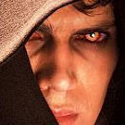 Chute d'Anakin Skywalker