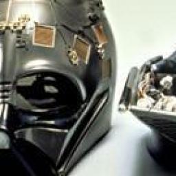 Armure de Darth Vader