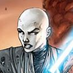 Illustration de Asajj Ventress
