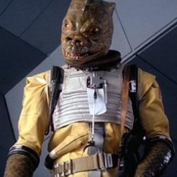 Illustration de Bossk