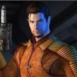 Illustration de Carth Onasi