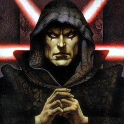 Illustration de Darth Bane