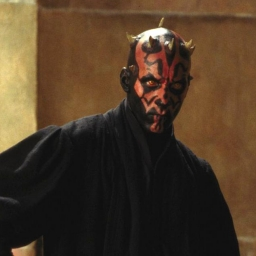 Illustration de Darth Maul