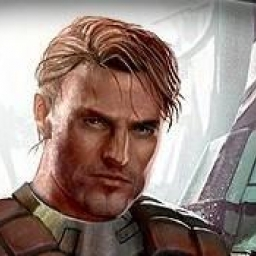 Illustration de Dash Rendar