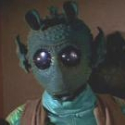 Illustration de Greedo