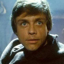 Illustration de Luke Skywalker
