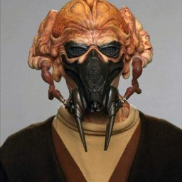 Illustration de Plo Koon