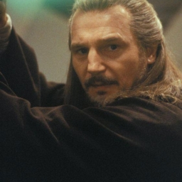 Illustration de Qui-Gon Jinn