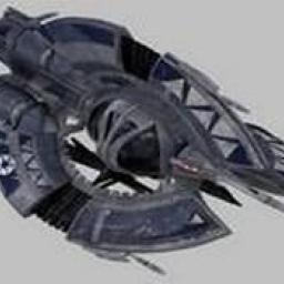 Tri-chasseur Droïde