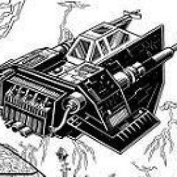 Airspeeder de Combat Deathawk
