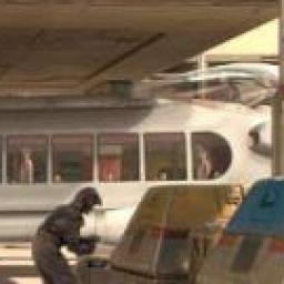 Bus volant de Coruscant