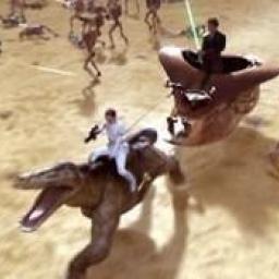 Chariot d'Exécution Geonosien