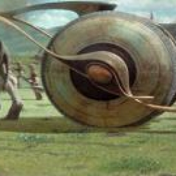 Chariot de Combat Gungan